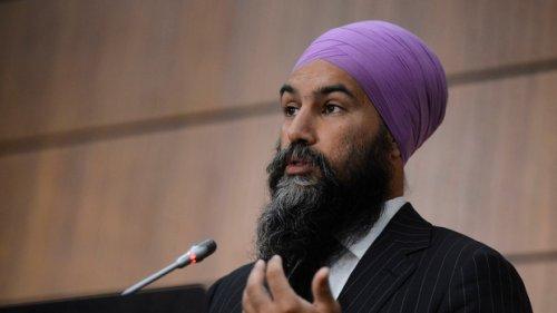 NDP leader Jagmeet Singh to visit Calgary Saturday