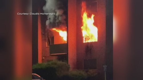 One person is dead, an entire building displaced in Collingwood Ont. apartment fire