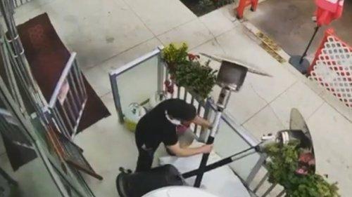 Afghan Kitchen restaurant in Surrey targeted with vandalism