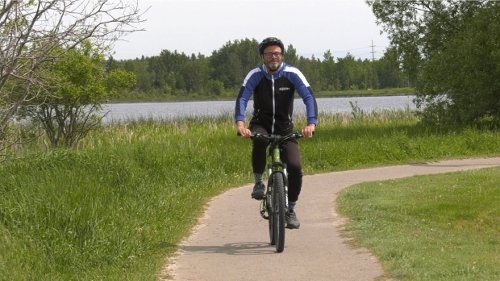Timmins man with Autism uses exercise to challenge himself and help others