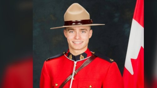 Man, woman from Winnipeg charged in death of RCMP officer