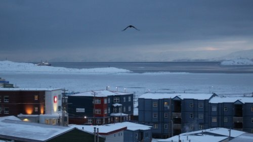 Northern Canada may be a popular destination at the end of the world