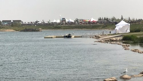 Ontario man drowns during Ironman race in Rocky View County, Alta.