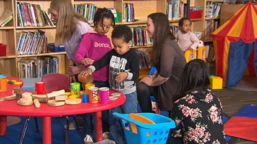 Long lists and climbing costs: The child care fix each party is pledging