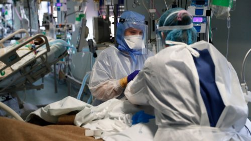 Alberta has reached out to other provinces for ICU help, AHS CEO says