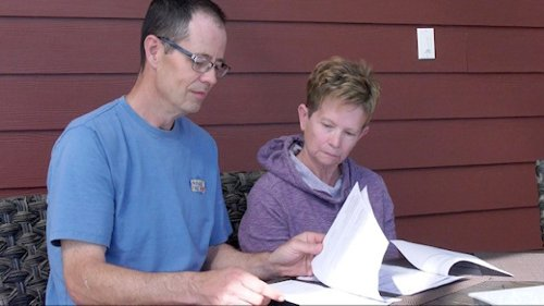 Rocky View County couple slapped with massive bill over postal code change