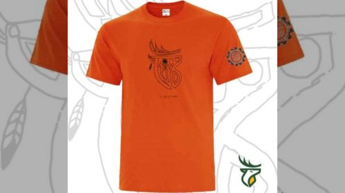 Elks orange shirt now available, proceeds support Spirit North