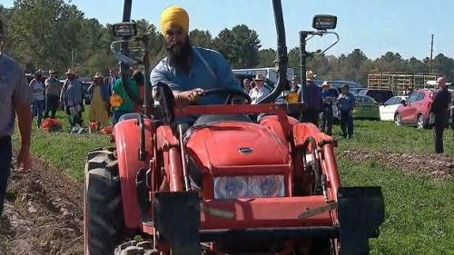 Some voters question whether Canada is ready for a PM with a turban