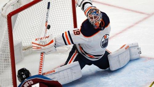 Oilers' Koskinen to start in net Thursday, team will 'read and react' for Friday's starter: Tippett