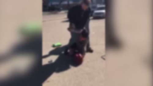Indigenous Services minister 'disgusted' by video showing security guard's takedown of woman in Saskatoon