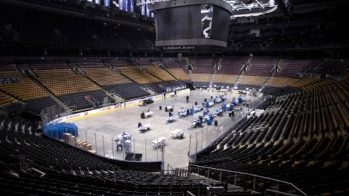 Scotiabank Arena becoming COVID-19 vaccine pop-up next weekend; 10,000 doses available