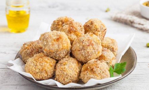 Ricetta Polpette prosciutto crudo e pistacchi