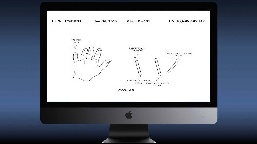 Apple explores tracking the veins in your hands for gesture controls