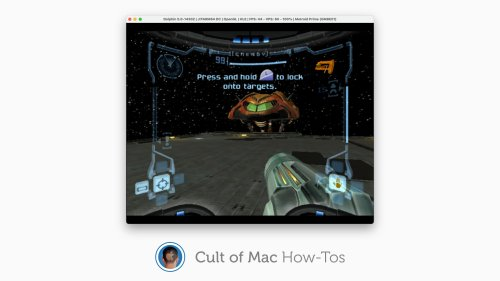 How to play classic GameCube and Wii games on an M1 Mac