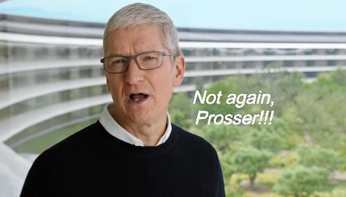 Phew! Apple leaker Jon Prosser gets to keep his eyebrows   Cult of Mac