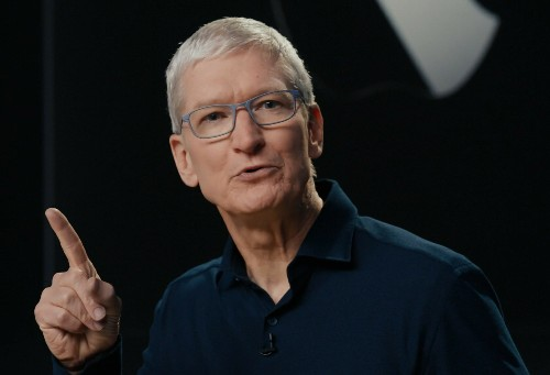 As Tim Cook nears 10 years at the helm, Apple focuses on who'll take over