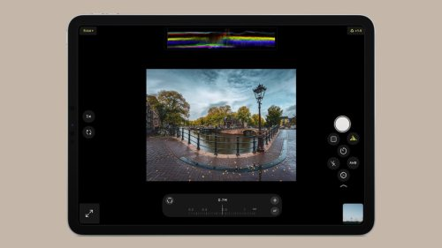 Powerful iOS camera app Halide makes the jump to iPad