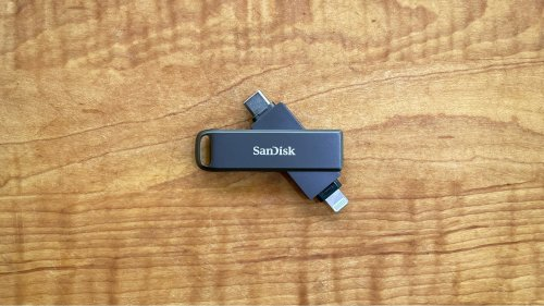 SanDisk iXpand Flash Drive Luxe review: Storage for iPhone, iPad & Mac