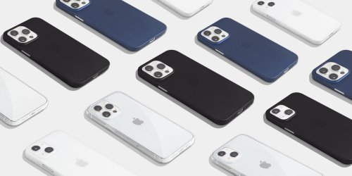 Totallee's thin cases protect and show off your iPhone 13