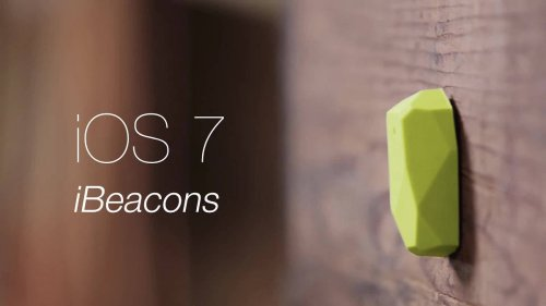 iBeacon use slows to 'a trickle'