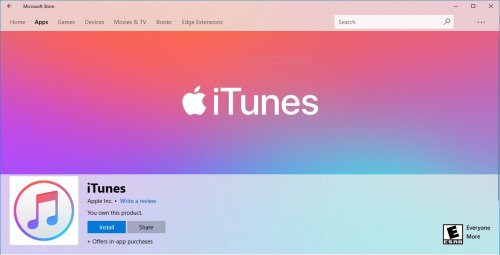 Apple breaks iTunes for Windows for anyone who doesn't speak English