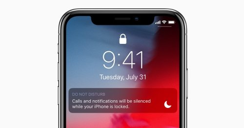 iOS 15 kills one of Do Not Disturb's best features