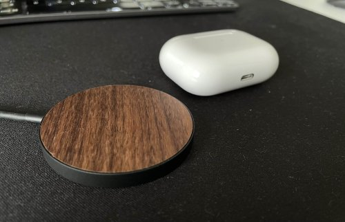 Wood MagSafe Charger is prettier, more affordable than Apple's [Review]