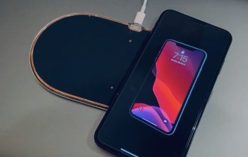 AirPower makes a comeback in new video showing off working prototype