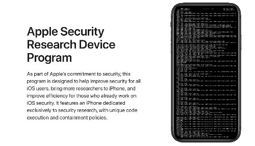 Apple starts shipping out special iPhones to security researchers | Cult of Mac