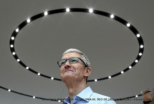 Tim Cook impressed by how Apple employees managed working remotely