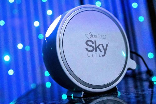 Turn your bedroom into a mini galaxy with this projector   Cult of Mac