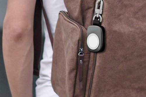 Power up your Apple Watch on the go with this affordable keychain charger