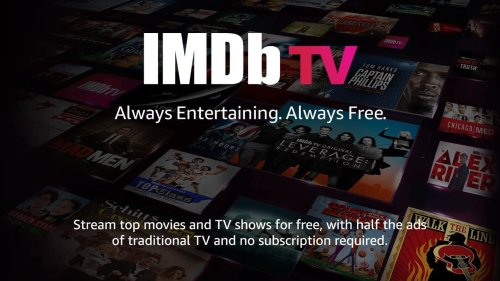 Free IMDb TV service brings classic movies and shows to iPhone, iPad