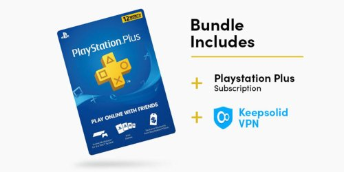 Game restriction-free with this PlayStation Plus and VPN bundle | Cult of Mac