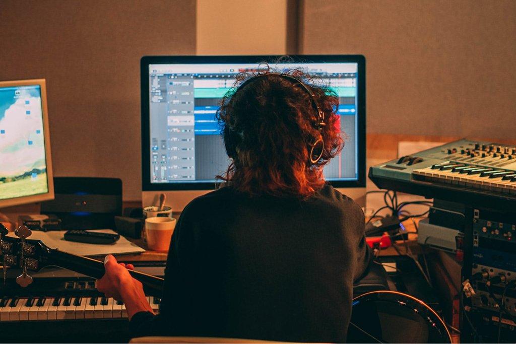 Audio Recording - cover