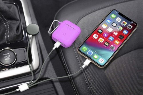 A single $17 cord can charge Apple Watch, iPhone and AirPods simultaneously   Cult of Mac