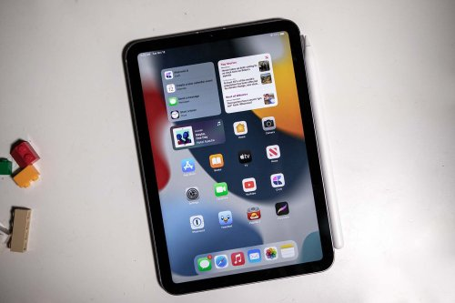 iPad mini 6 is the perfect tablet for casual use [Review]