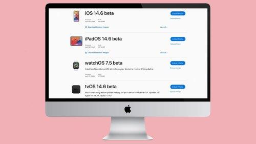 Not waiting around, Apple seeds iOS 14.6, iPadOS 14.6 beta 1 to devs