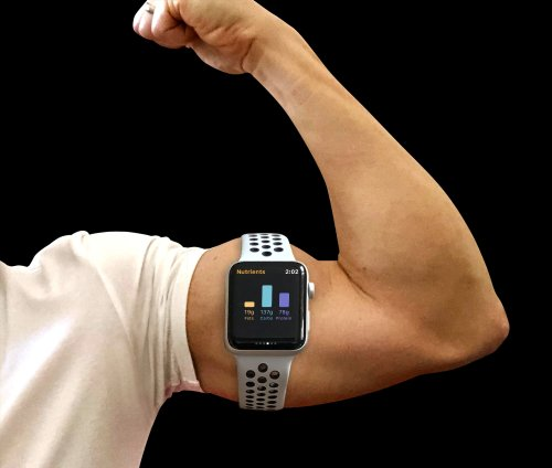 How to build muscle with Apple Watch | Cult of Mac