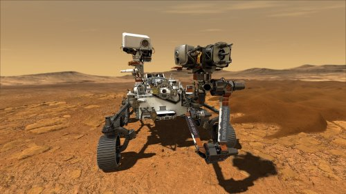 Perseverance rover tools around Mars with '90s iMac processor for a brain
