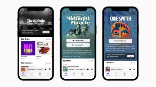 Apple Podcasts app will get a major redesign with iOS 14.5 | Cult of Mac