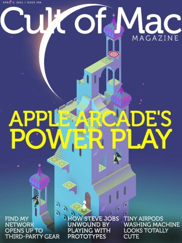 Apple Arcade makes a power play [Cult of Mac Magazine 396]