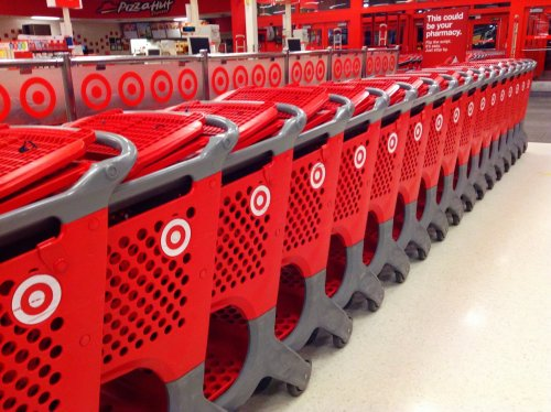 Apple products get double the space in Target stores | Cult of Mac
