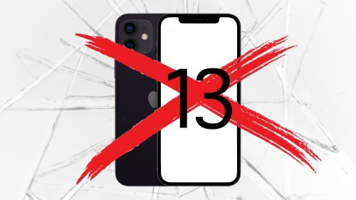 1 in 5 customers say they'd skip iPhone 13 due to superstition | Cult of Mac