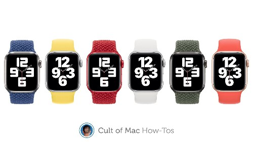 How to choose the right size when buying Apple Watch Solo Loop bands