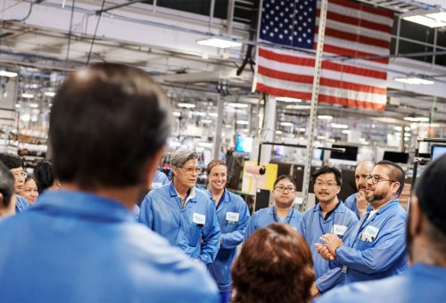 Mac Pro factory in Texas exposes weakness of US manufacturing
