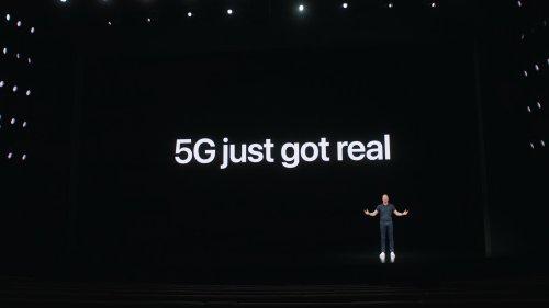 Apple calls on devs to embrace super-speedy 5G connectivity