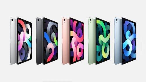 Heavy iPad demand leads to amazing shipment numbers