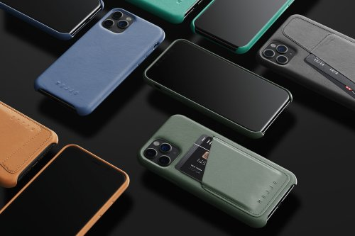 Save 25% on magnificent Mujjo cases for iPhone