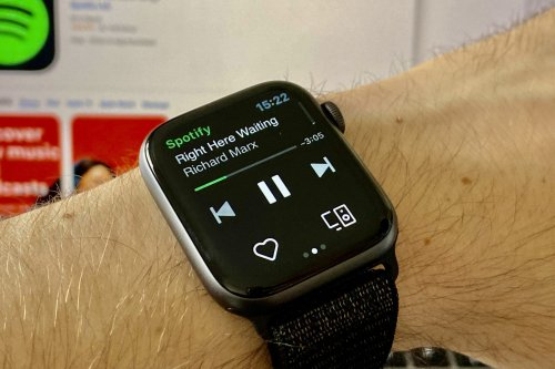 Spotify for Apple Watch music streaming no longer tied to iPhone